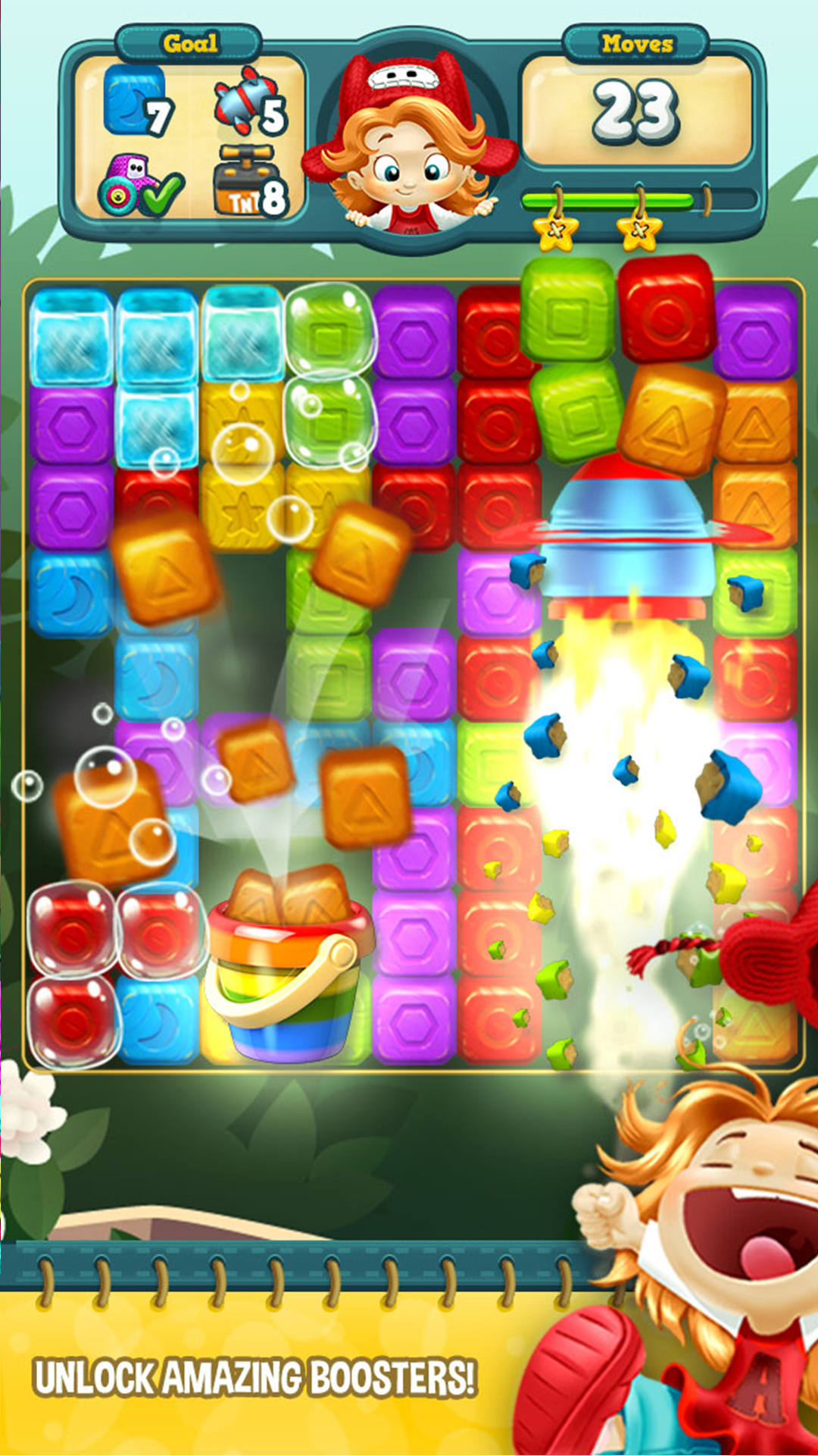 Toy Blast Unlimited Free Download : Amazon toy blast appstore for android