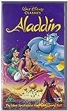 Aladdin (Disney) [VHS] [1993]