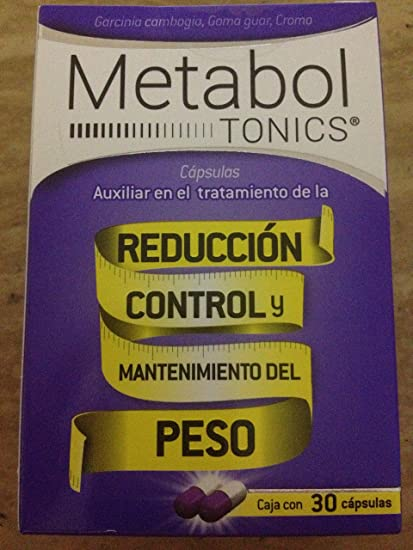 metaboltonics sirve para adelgazar
