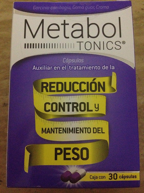 metaboltonics sen funciona para bajar de peso