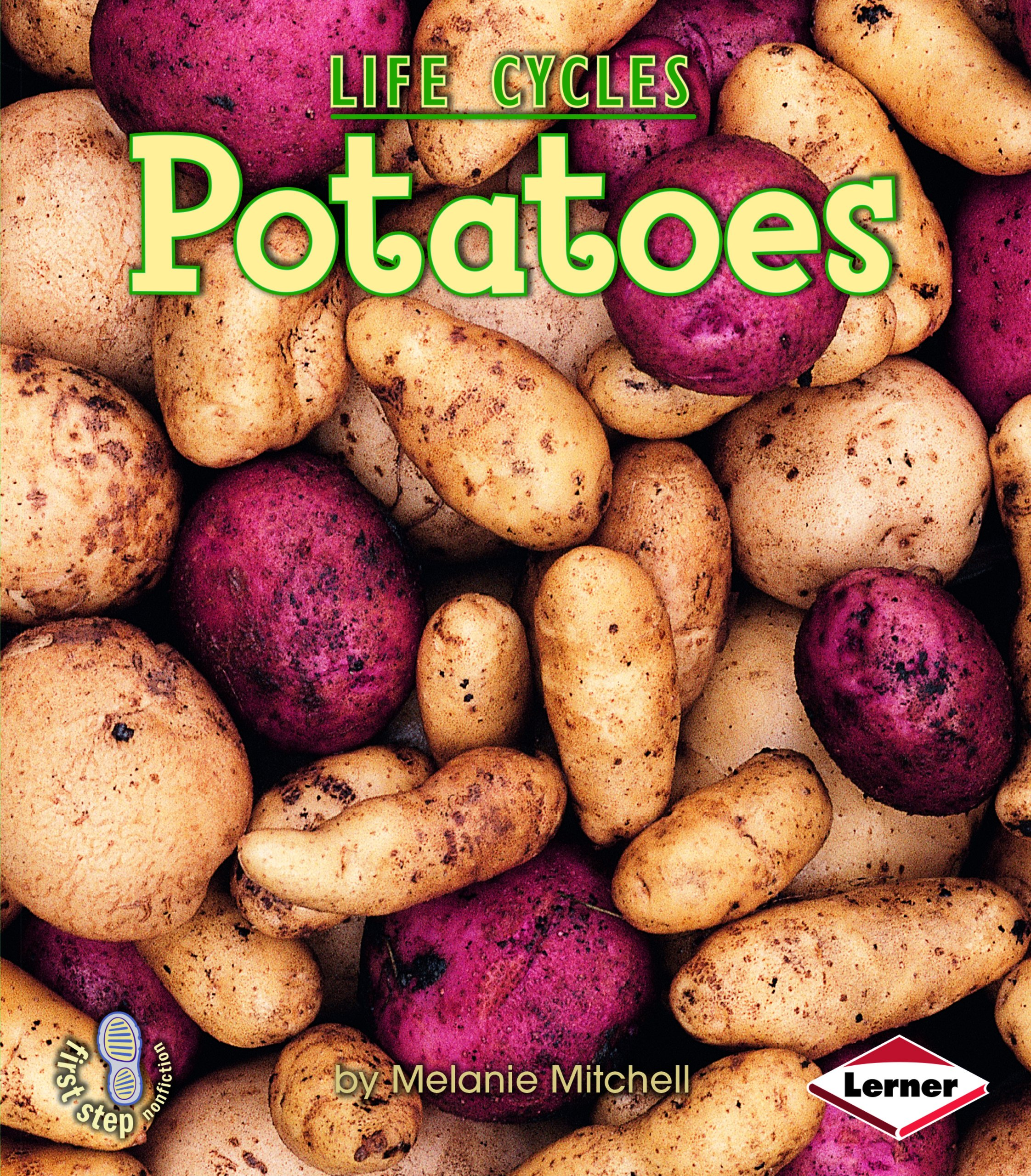 Potatoes (First Step Nonfiction) by Lernerclassroom (Image #1)