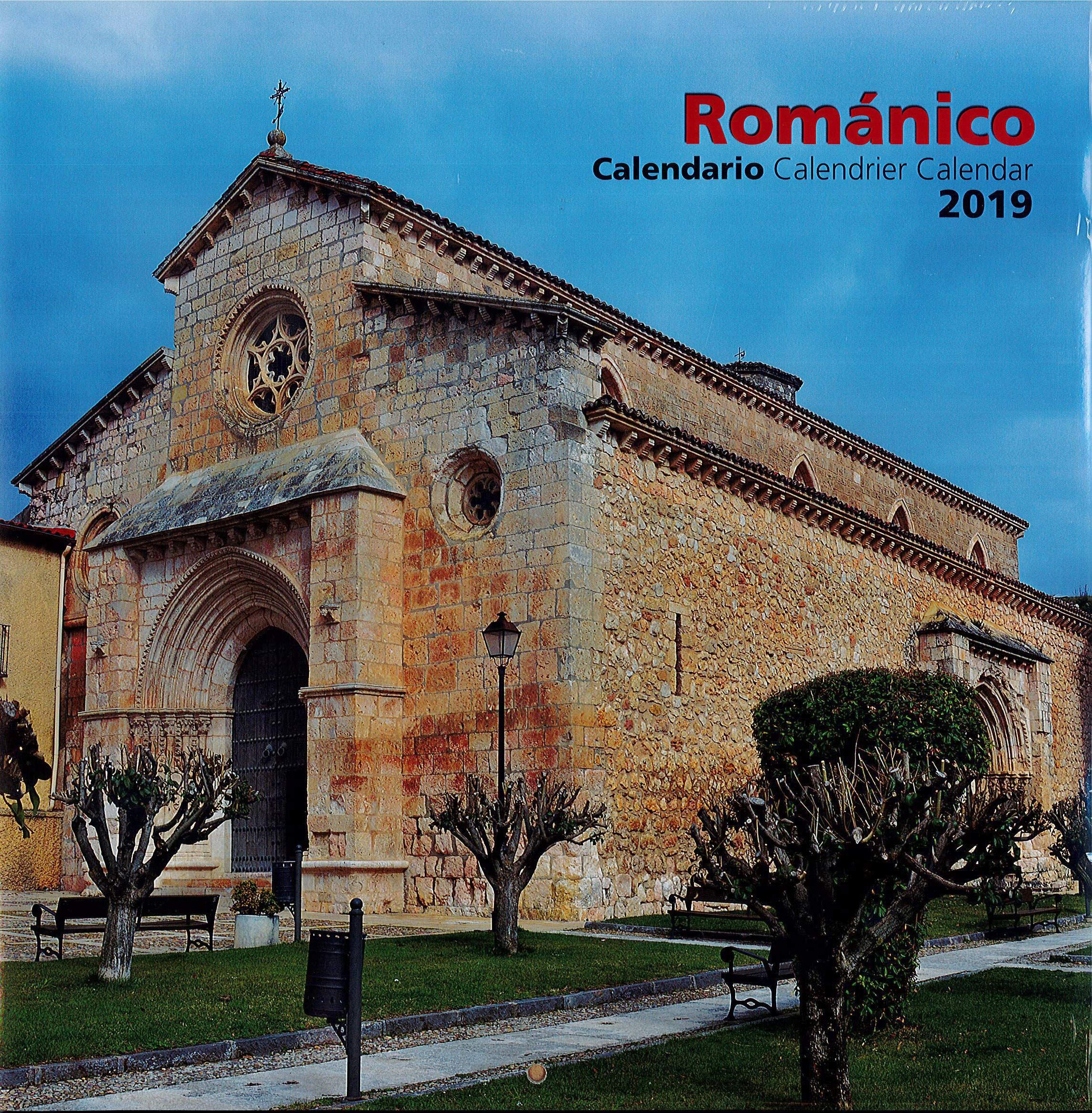 Caledario Románico 2019 pared Tapa blanda – 11 sep 2018 Ediciones Mensajero 842714153X GBCY EDUCATION / General