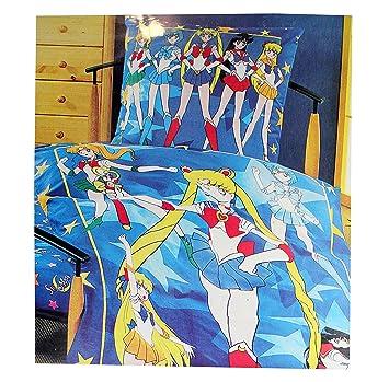 Sailor Moon Bettwäsche Amazonde Küche Haushalt
