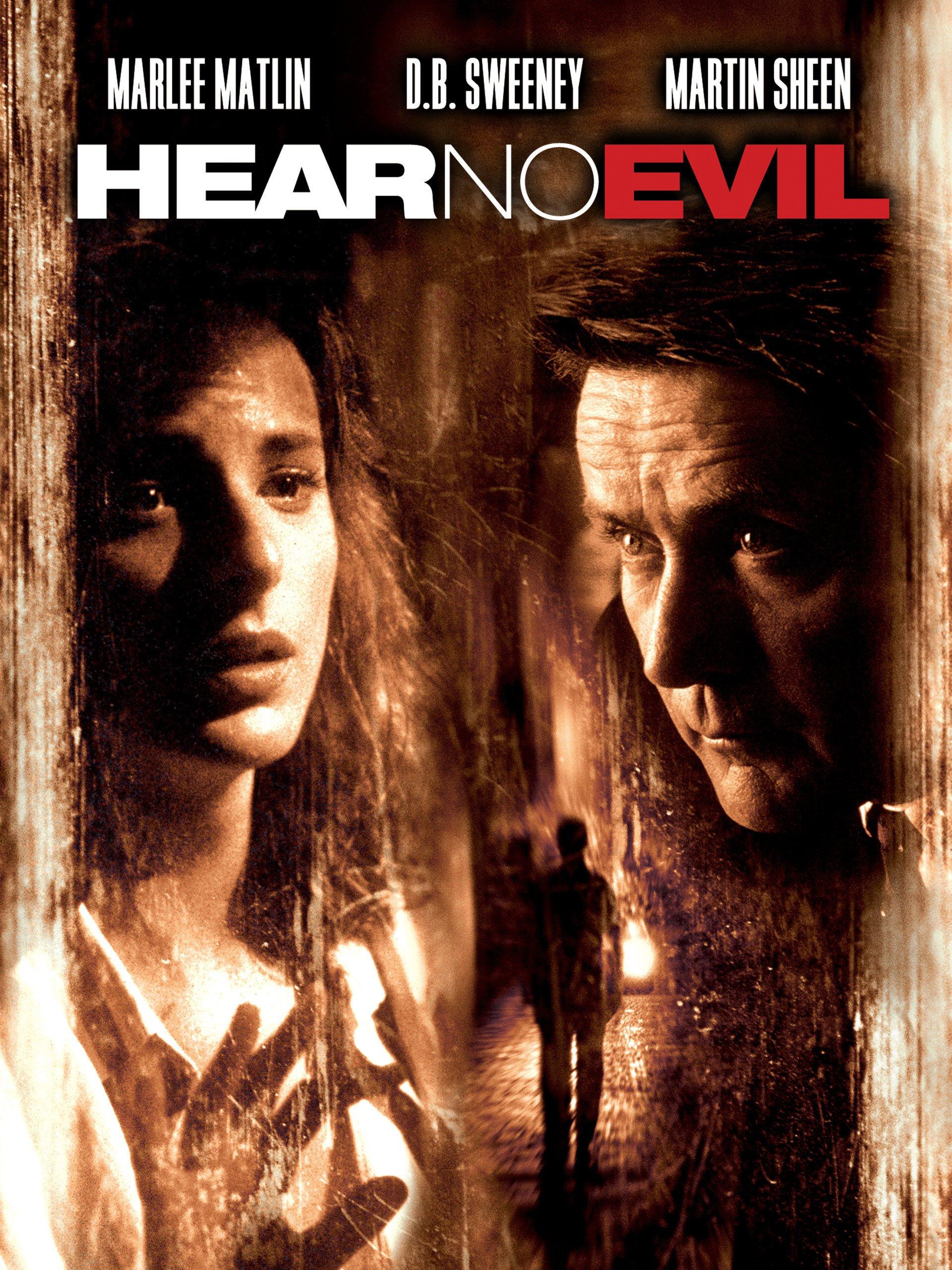 Hear No Evil on Amazon Prime Video UK