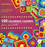 100 Coloridos cuadros ganchillo