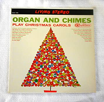 Play Christmas Music.Leo Addeo Organ And Chimes Play Christmas Carols Amazon