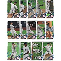 $24 » New York Yankees/Complete 2021 Topps Baseball Team Set (Series 1) with (14) Cards.…