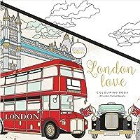 Kaisercraft London Love London Love Colouring Book