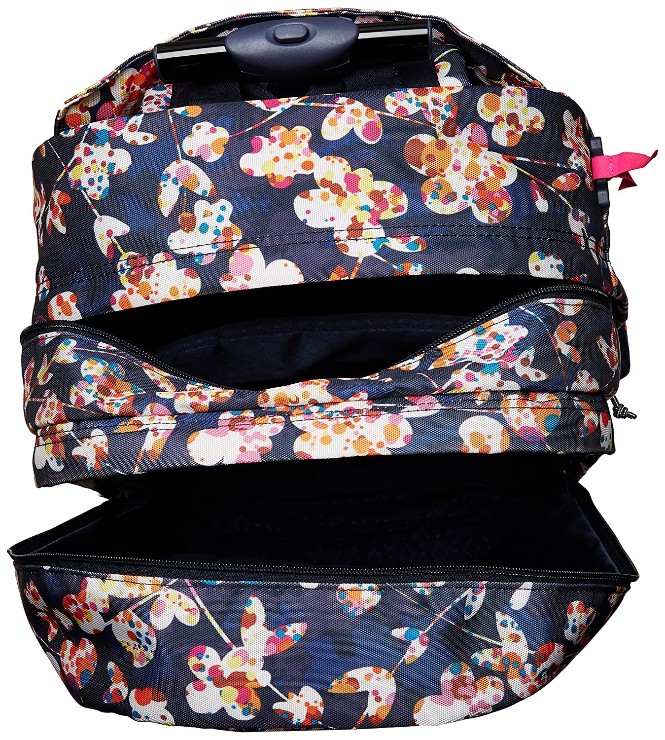 Amazon.com: vera bradley Lighten Up mochila grande con ...