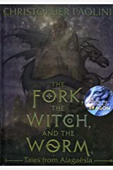 The Fork, the Witch, and the Worm: Tales from Alagaësia, Eragon - Vol. 1 (The Inheritance Cycle) Hardcover