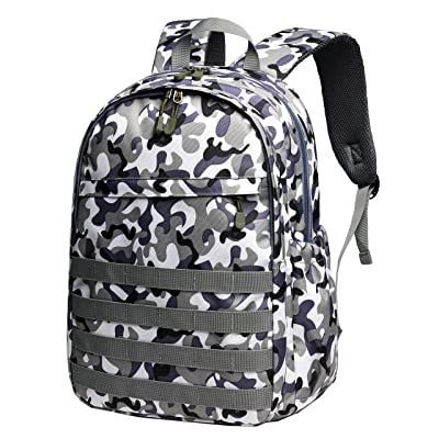 Boys Backpack Waterproof Kids School Bag Outdoor Travel Camping Daypack Camo Rucksack | Kids' Backpacks