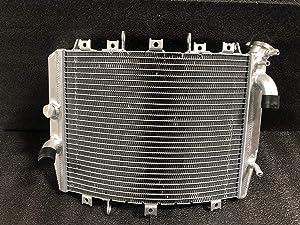 NEW Radiator Cooling Cooler FOR 00-02 Kawasaki Ninja ZX6R ZX-6R ZX 6R ZX600 2001