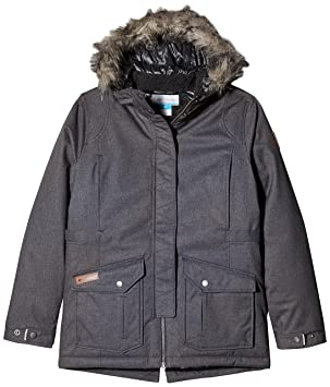 2bd86b072ef5 Columbia Barlow Pass 600 TurboDown Jacket Veste Fille  Amazon.fr ...