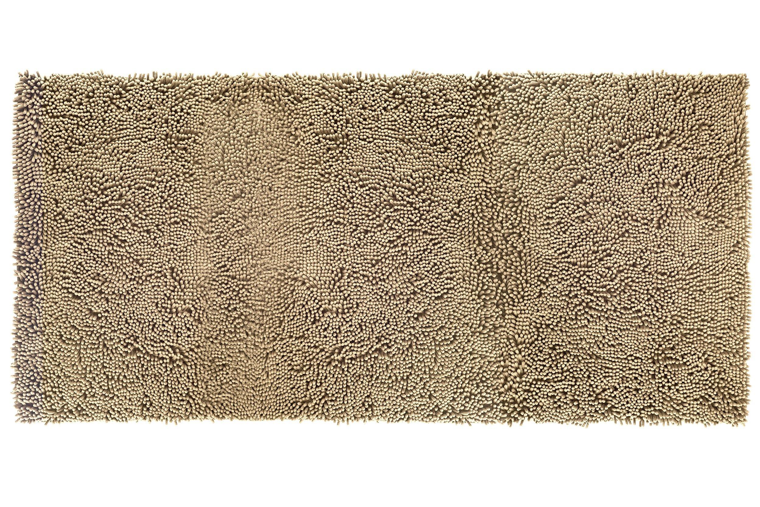 Furhaven Pet 80551613 Runner Muddy Paws Towel & Shammy Rug - Sand by Furhaven Pet (Image #3)