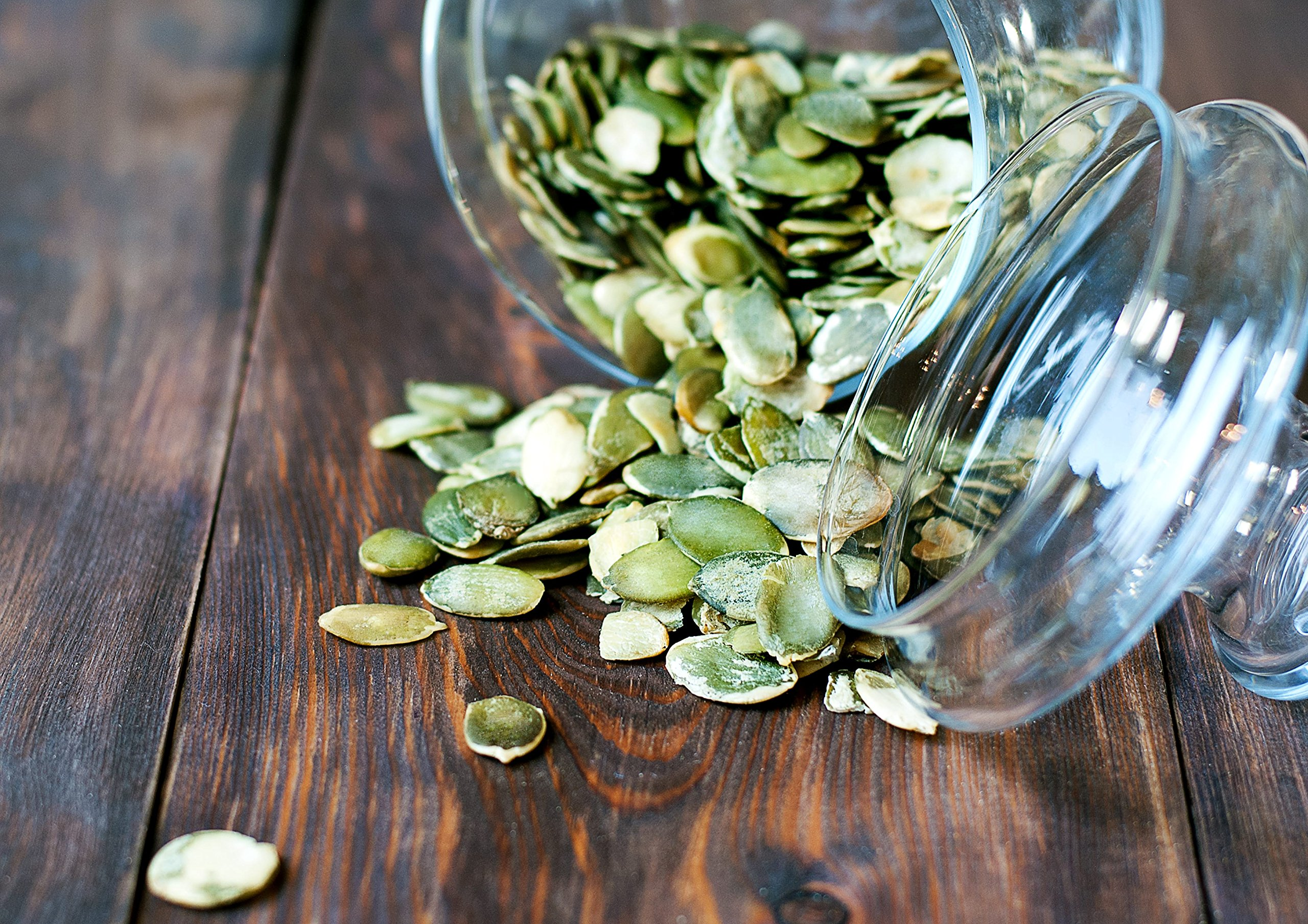 Organic Dry Roasted Pumpkin Seeds with Sea Salt, 1 Pound — Non-GMO Kernels, Pepitas, Kosher, Vegan, No Shell, Healthy Snack, Bulk by Food to Live (Image #6)