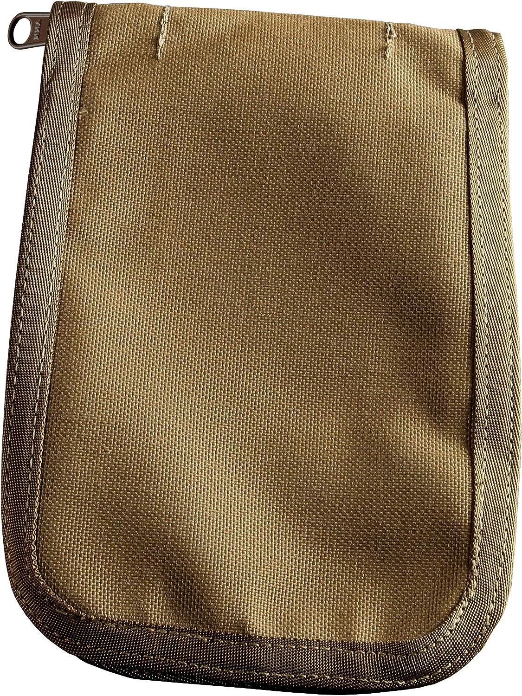 Abdeckung erwachsene 10,2 x 15,2 cm braun Rite in the Rain C946 Allwetter-Notebookcover aus Cordura-Stoff unisex Hellbraun Nicht zutreffend R-C946