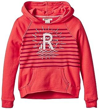 Roxy Tide Rush Solid - Sudadera con capucha para niñas, color rosa, talla 14 años (Talla fabricante : 14/XL): Roxy: Amazon.es: Deportes y aire libre