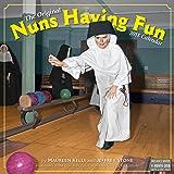 Nuns Having Fun Wall Calendar 2018