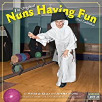 Nuns Having Fun Wall Calendar 2018