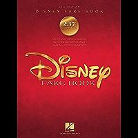 The Disney Fake Book book cover