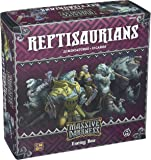 CMON MD009 Massive Darkness: Enemy Box: The Reptisaurians Board Games
