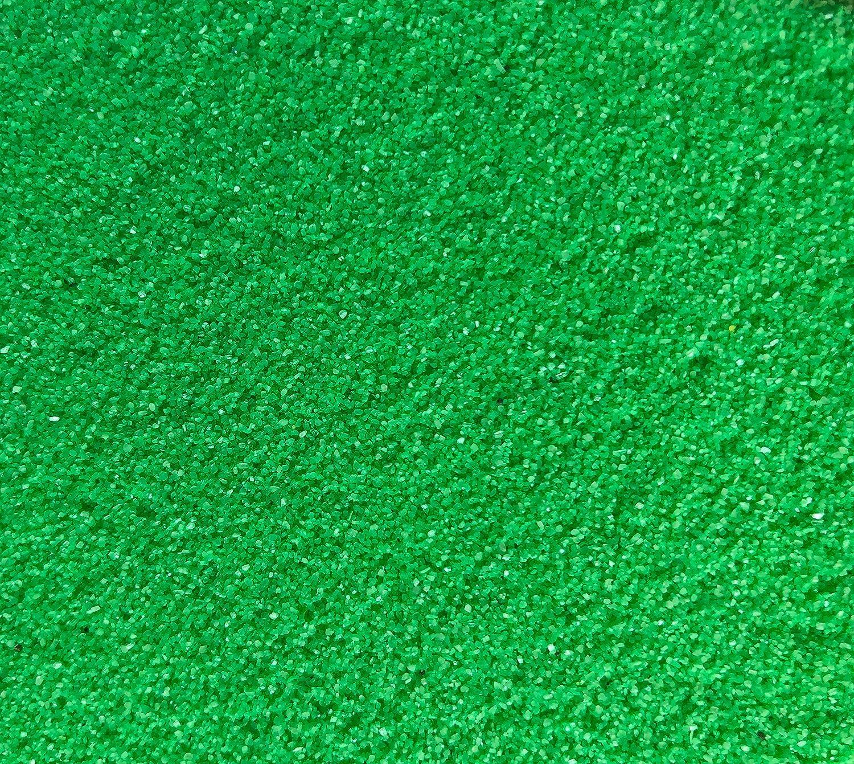 Rhinestone Paradise Sable d/écoratif pour d/écoration de Table Vert 600 g