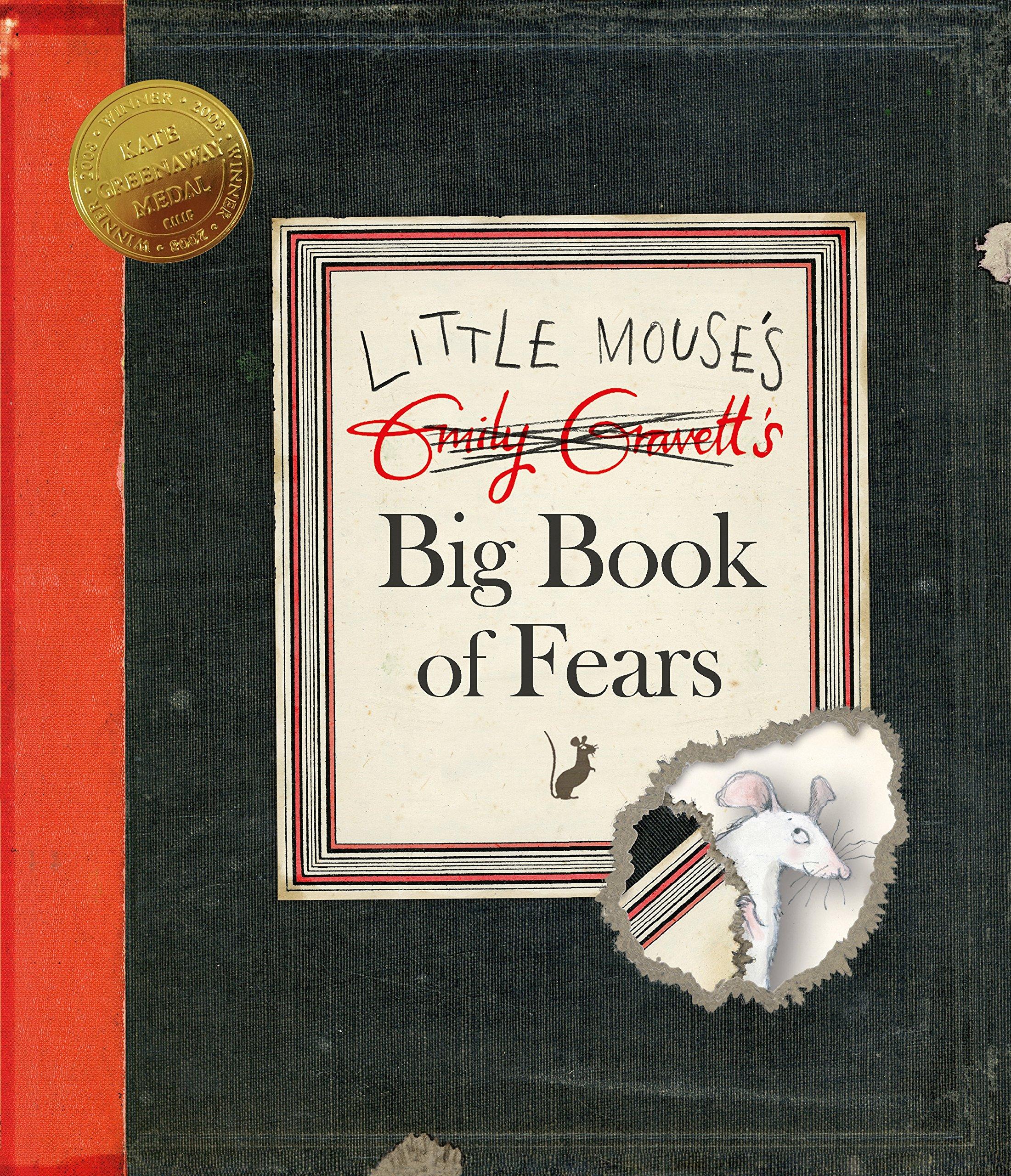 Little Mouse's Big Book of Fears: Amazon.co.uk: Gravett, Emily ...