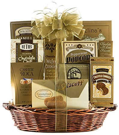 Amazon wine the golden gourmet gift basket gourmet wine the golden gourmet gift basket negle Image collections