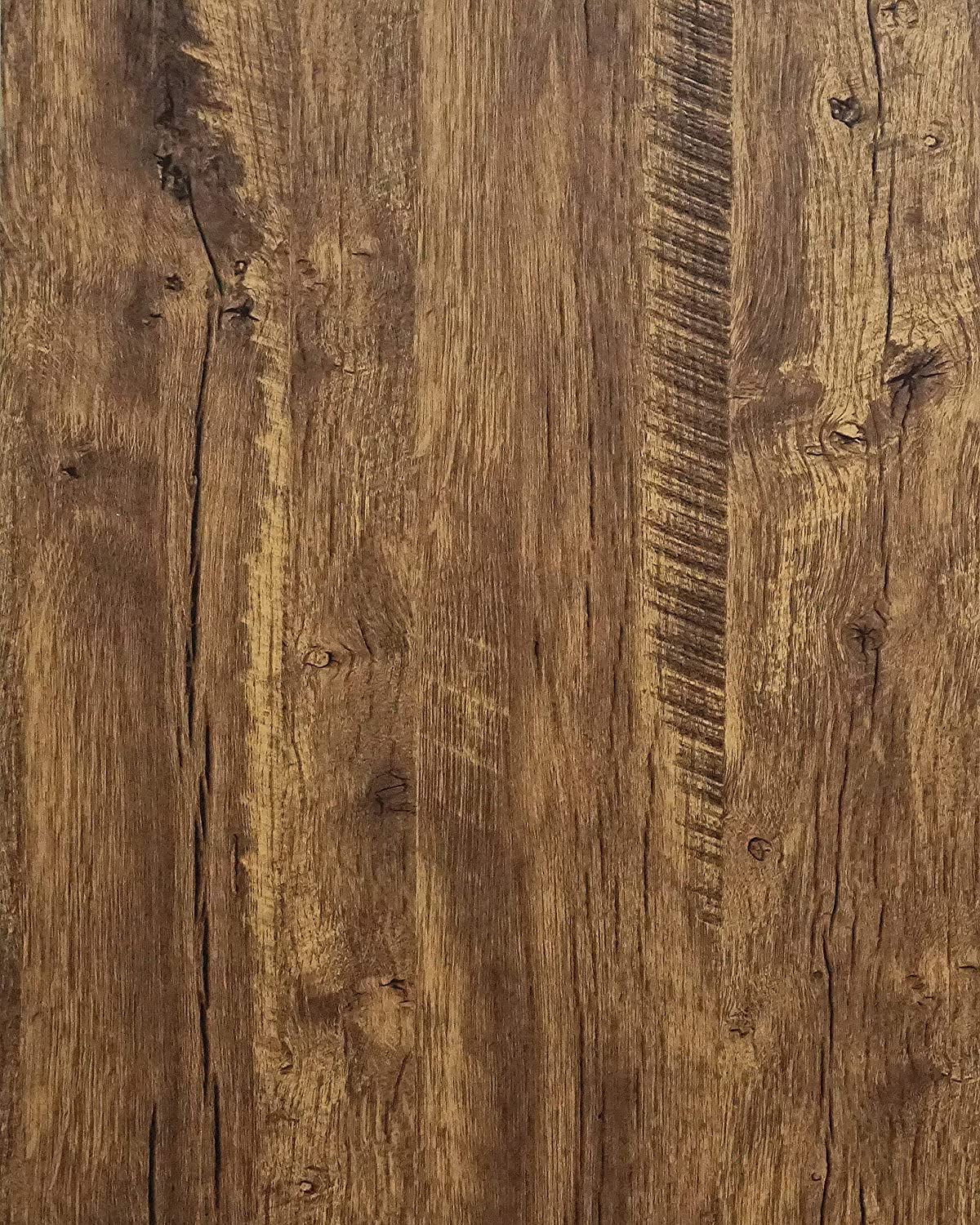 33.8Ft Distressed Wood Con-Paper Vintage Wood Wallpaper Peel and Stick Wallpaper Self Removable Wallpaper Wood Grain Con-Paper Decorative Wallpaper Wood Look Wallpaper Vinyl Roll Shelf Paper