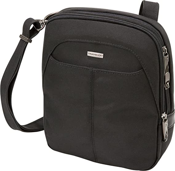 Travelon Anti-Theft Concealed Carry Slim Bag