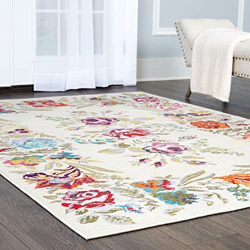 Clearance Home Dynamix Melody Devonia Modern Area Rug