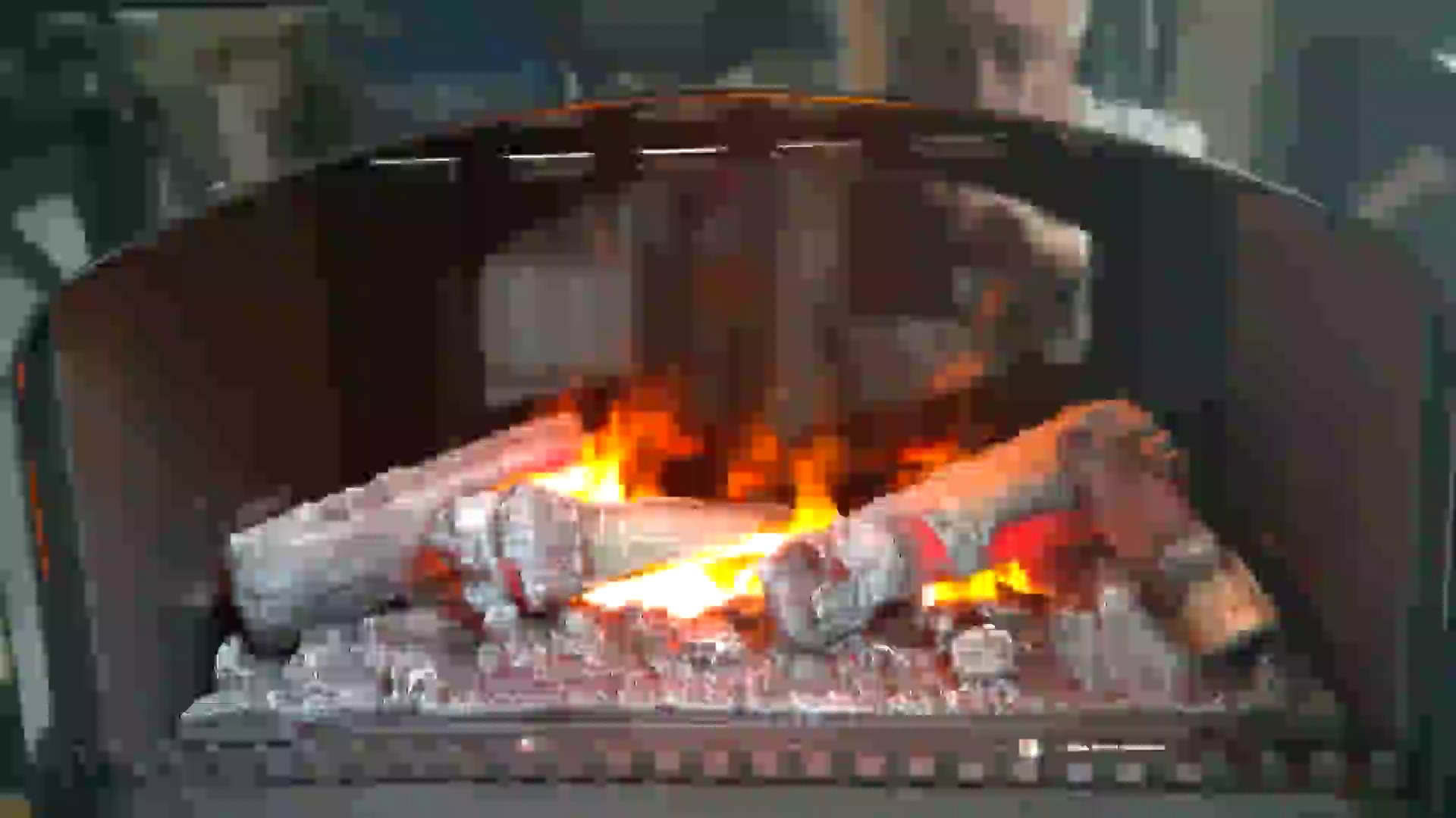 dimplex burgate brg20 optimyst black electric stove remote control