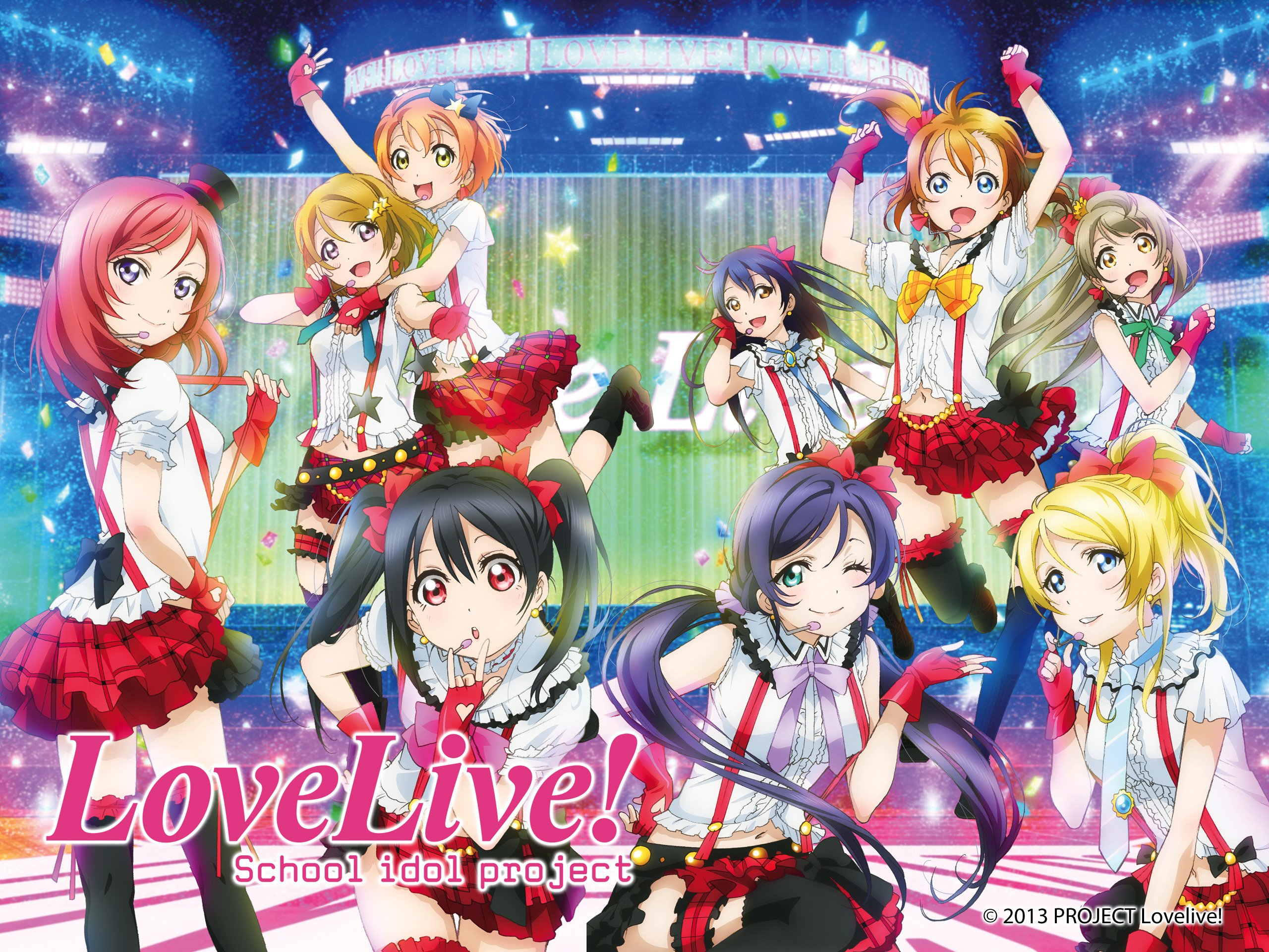 Amazon com: Watch Love Live! School Idol Project - Season 1