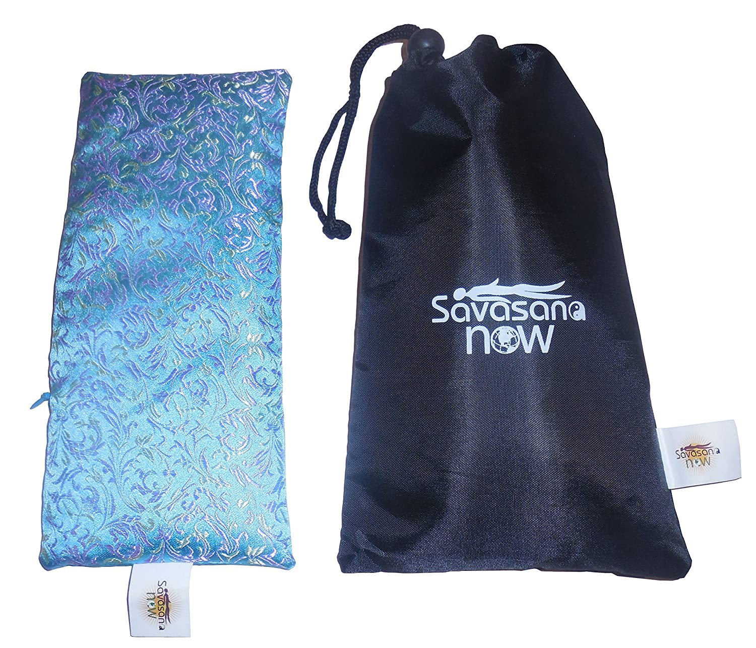 Amazon.com: Savasana Now almohada para los ojos, lavanda: Beauty