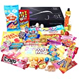 Retro Sweets Gift Box: Just Treats Cosmic Gift Box: Jam Packed with the Best Ever Retro Sweets