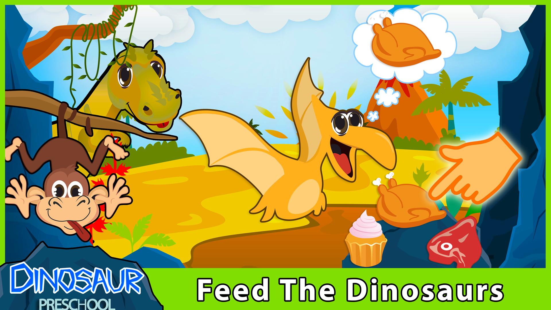 Dinosaur Games for Kids Good Preschool Dino Adventure World