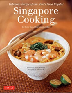 Amazon singapore hawker classics unveiled decoding 25 singapore cooking fabulous recipes from asias food capital singapore cookbook 111 recipes forumfinder Images