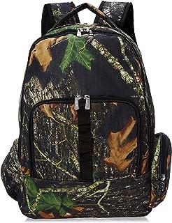 Amazon.com   BLUBOON Canvas School Backpack Set 3 Pieces Lightweight ... 2c681e1253