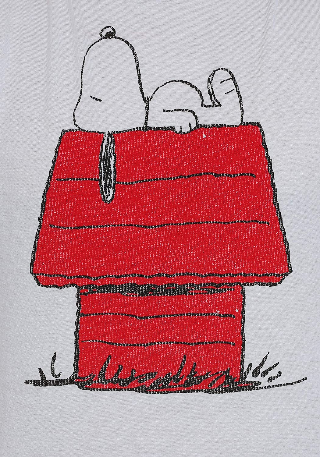 4b624f7c5ca Peanuts snoopy lounging ringer mens shirt small red white clothing jpg  1050x1500 Snoopy lounging