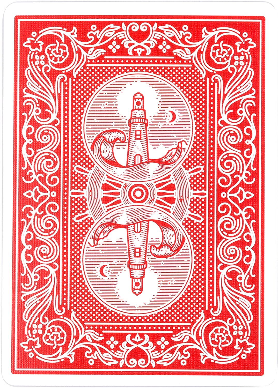 Ellusionist Keepers Masters Playing Cards Deck Red