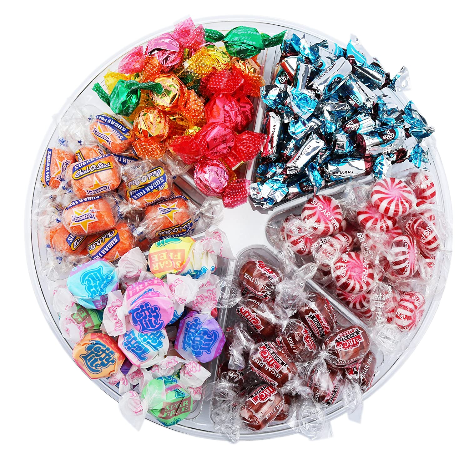 Amazon firstchoicecandy sugar free candy gift tray 6 section amazon firstchoicecandy sugar free candy gift tray 6 section no sugar diabetic friendly grocery gourmet food negle Image collections