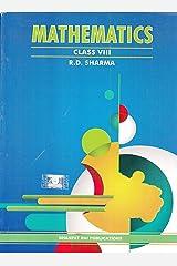 Mathematics for Class 8 (Examination 2020-2021) Paperback