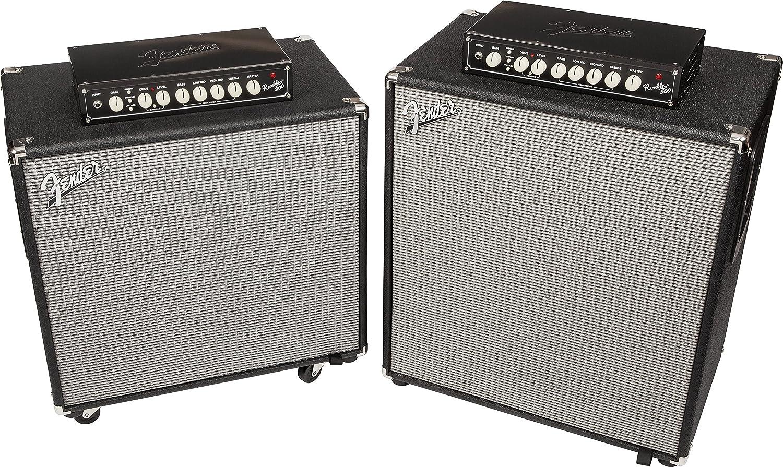Fender Rumble 500 de cabeza de v3 de cabeza de amplificador de bajo: Amazon.es: Instrumentos musicales
