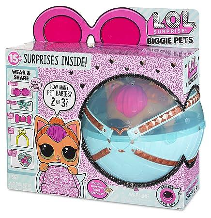 Dolls & Bears Lol Surpise Doll Neon Kitty
