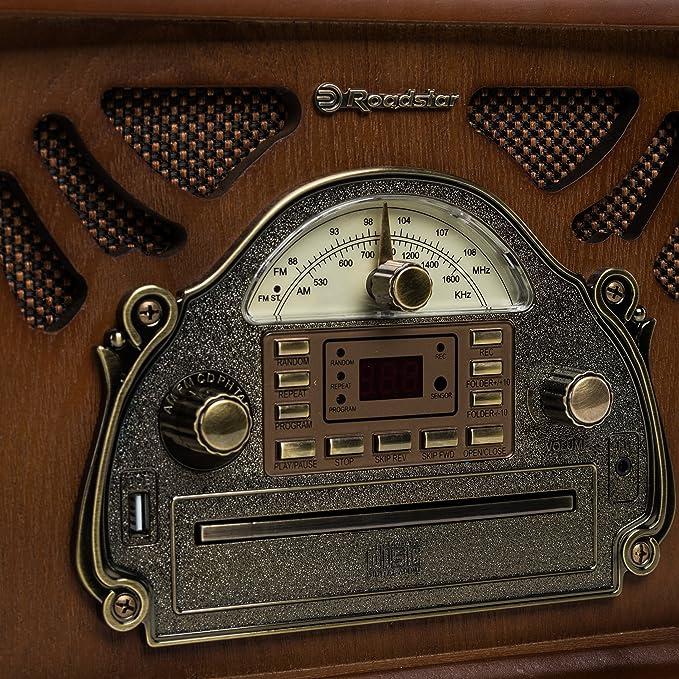 Roadstar HIF-1850TUMPK - Tocadisco