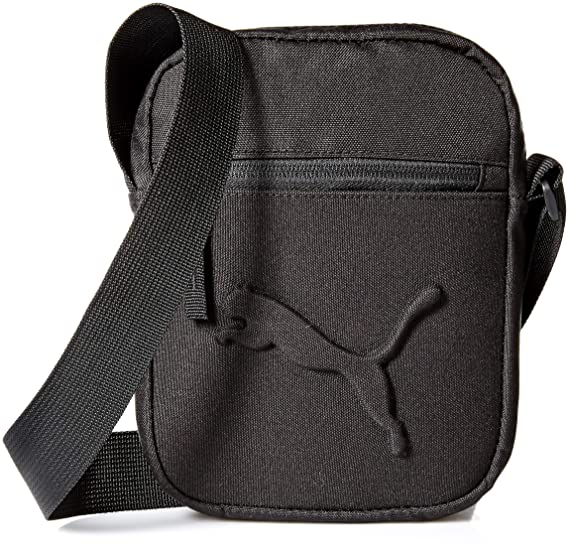 acdd18b7985014 PUMA Men's Reformation Cross Body Bag, black, One Size: Amazon.ca ...