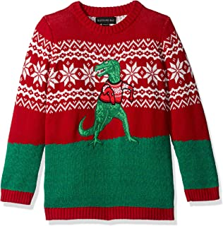 Blizzard Bay Mens Big And Tall Trex Hates Ugly Christmas Sweater