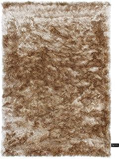 Benuta Shaggy Hochflor Teppich Whisper Hellbraun 80x150 Cm