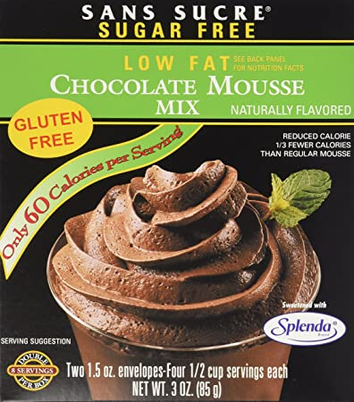 Image result for Sans Sucre pudding