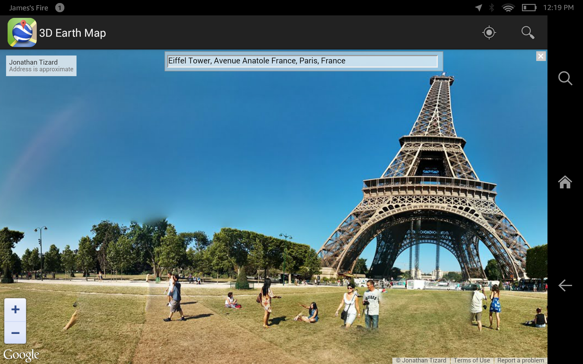 Amazon.com: 3D Earth Map for google earth: Appstore for Android